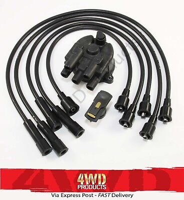 AU149 • Buy Ignition & Lead Kit - Holden Rodeo TFS17 2.6 4ZE1 (88-98)