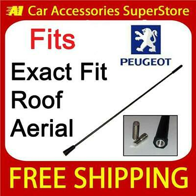 £6.99 • Buy Peugeot 107 Replacement Front Car Radio Aerial Arial Whip Mast Antenna For Roof