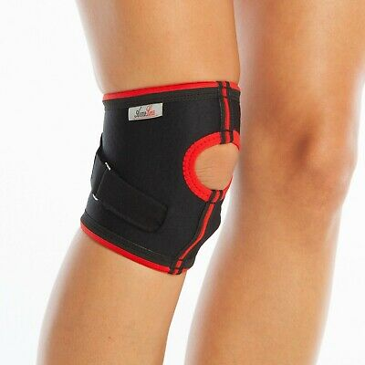 Knee Brace Patella Tendon Support Dual Pain Relief Brace Neoprene For Runners • 6.15£