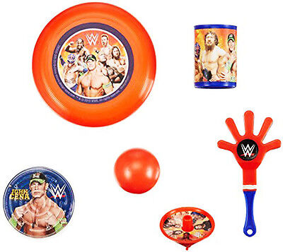 WWE WRESTLING FAVOR PACK (48pc) ~ Birthday Party Supplies Toys John Cena Sports • 11.37£