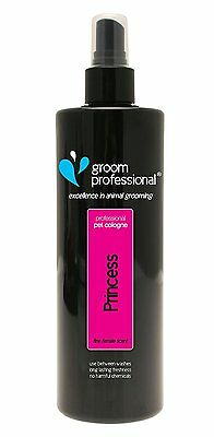 Groom Professional Princess Pet Cologne, 500 Ml • 15.39£