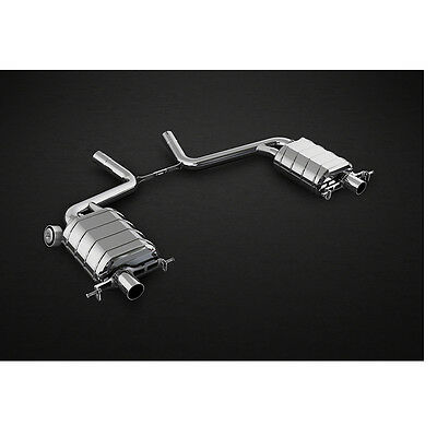 $6840 • Buy Capristo Mercedes AMG S63 W222 Valved Exhaust System Pipes CES-3 Remote