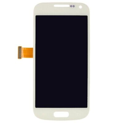 LCD Digitizer For Samsung Galaxy S4 Mini White Aftermarket Front Glass Screen • 26.91£