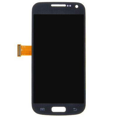 LCD Digitizer Assembly For Samsung Galaxy S4 Mini Blue Aftermarket Front Glass  • 24£