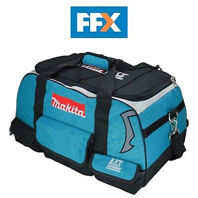 Makita 831278-2 LXT400 4 Piece 21  530mm Heavy Duty Contractor Tool Bag • 32.50£