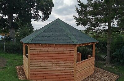 Roofing Felt Shingles / Shed Roof Felt Tiles / 30 YEARS MANUFACTURERS WARRANTY • 40£