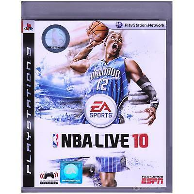 AU12 • Buy Playstation 3 Nba Live 10 Pal Ps3 [uln] Your Games Pal