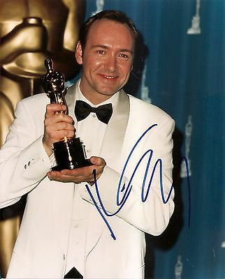 AU200.43 • Buy Kevin Spacey The Usual Suspects Oscar Academy Award Signed Auto 8x10 PHOTO JSA