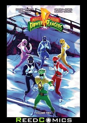 £14.50 • Buy MIGHTY MORPHIN POWER RANGERS VOLUME 2 GRAPHIC NOVEL New Paperback Collects #5-8