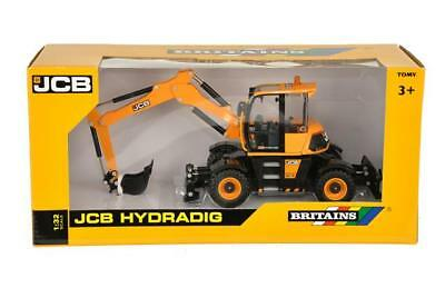 Britains JCB Hydradig 1:32 Scale Digger Toy Model 43178 • 28.99£