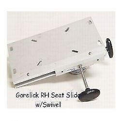 $ CDN118.30 • Buy Garlick Right Hand Eez-in  Seat Slide & Swivel Marine Boat