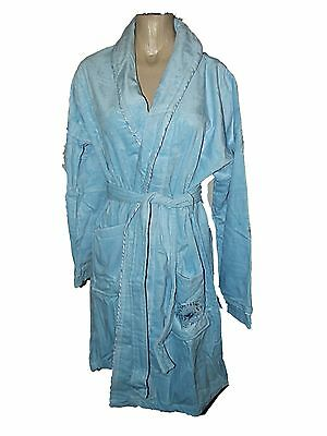 £14.99 • Buy New Ladies Official Hull City Soft Shawl Collar Robe Dressing Gown Football S-xl