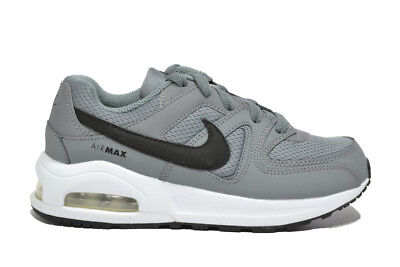 separation shoes dc10f 27977 NIKE AIR MAX COMMAND FLEX Grigio Sneakers Scarpe Bambino Mod. 844347-005 •  37.28