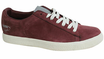 £29.99 • Buy Puma Clyde X Undefeated Luxe 2 Lace Up Mens Leather Trainers 354265 01 B73A