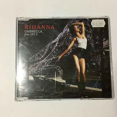AU1.25 • Buy Rihanna & Jay-Z - Umbrella CD Single _Good+++.      (2587)