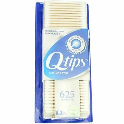 $ CDN31.59 • Buy QTips Cotton Swab Size 625ct QTips, Pack Of 4  {Imported From Canada}