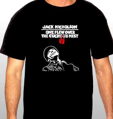 £21.79 • Buy One Flew Over The Cuckoo's Nest T-shirt -All Sizes *High Quality*