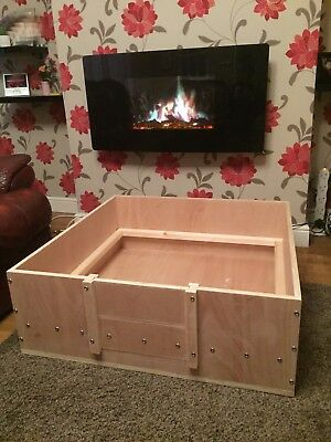 £170 • Buy Whelping Box 90 Cm X 90 Cm Various Sizes Free Local Delivery Or Postage