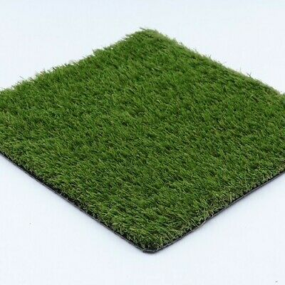 £125.40 • Buy 40mm Luxury Artificial Grass | Cheap High Quality Realistic Fake Lawn Turf