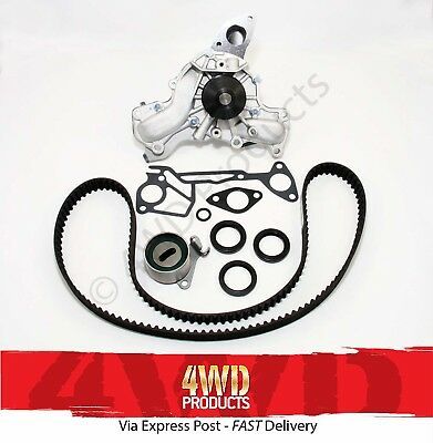 AU219 • Buy Water Pump/Timing Belt Kit W/Housing For Triton MH MJ 3.0-V6 6G72 (90-96)