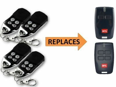 AU51 • Buy 4 X BFT Compatible Garage/Gate Remote Transmitter: B RCB2 B RCB TX2 TX4 0678
