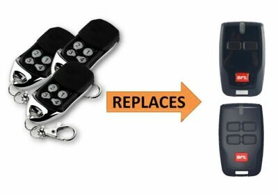 AU38.25 • Buy 3 X BFT Compatible Garage/Gate Remote Transmitter: B RCB2 B RCB TX2 TX4 0678