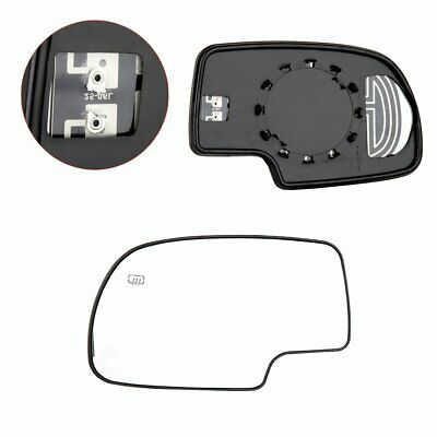 $14.30 • Buy Power Heated Driver Side Left Mirror Glass For 1999-2007 Chevy GMC