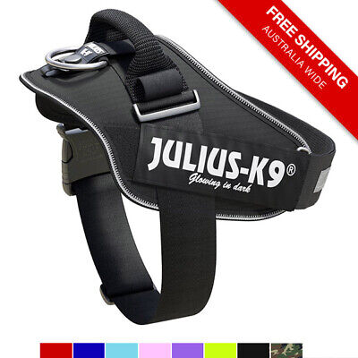 AU63.95 • Buy Julius K9 PowerHarness- Pet Harness For Puppy/Dog, Adjustable & Reflective Strap