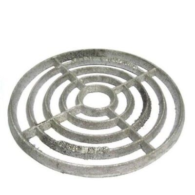 £7.75 • Buy Round Cast Alloy Gully Grid Grate 7  178mm Diameter Drain Cover Metal Man Hole