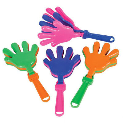 $11.19 • Buy Large Plastic Hand Clappers