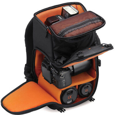 AU226.10 • Buy Sony SOC01-G Camera Backpack Bag For Sony A6600 A6500 A6400 A6300 A6000 A5100