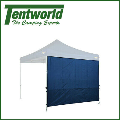 AU47.90 • Buy Oztrail Camping Gazebo Tent Outdoor Shelter Heavy Duty Solid Wall 3.0 Blue