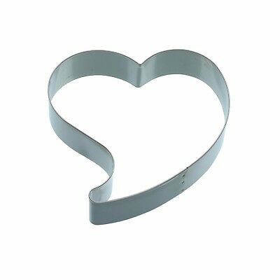 Heart Shaped Cookie Cutter- Biscuit Pastry Sandwich Toast KitchenCraft 12cm • 3.70£