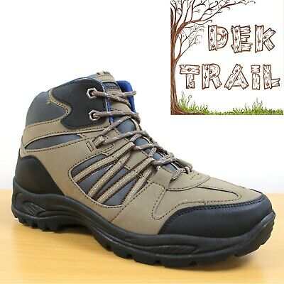 DEK Trail Men's Keswick Trek & Trail Boots Hill Walking Trainers  • 20£
