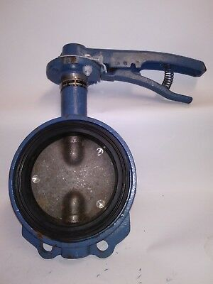 $75 • Buy DeZURIK 9245464 6  Butterfly Valve