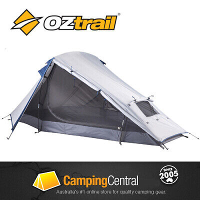 AU89.99 • Buy OZTRAIL NOMAD 2 PERSON TENT Compact Hiking Lightweight Tent 2.2kg