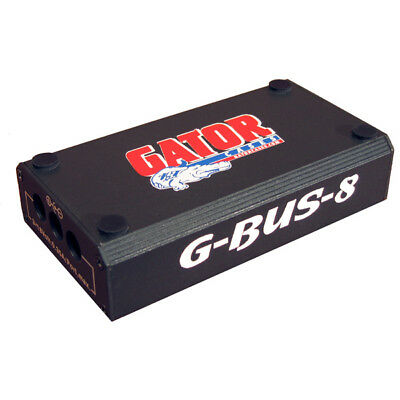 $ CDN137.19 • Buy Gator Deluxe Pedal Board Power Supply (G-Bus-8-US)