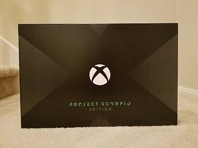 $720 • Buy Xbox One X Project Scorpio Edition BRAND NEW READY TO SHIP