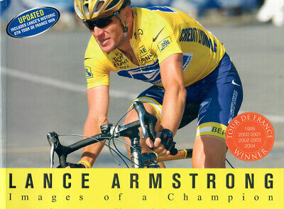 Lance Armstrong Signed Autograph • 128£
