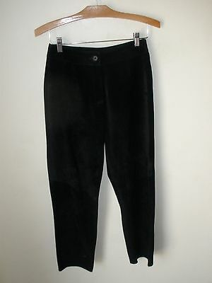 $ CDN56.24 • Buy Authentic Danier Womens Black Leather Pants, Lined, Soft Canada Size 6 Us