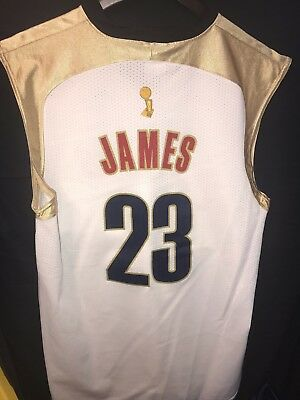 $ CDN69.95 • Buy NBA Majestic Cleveland Cavaliers Jersey LeBron James #23 Men Size Large