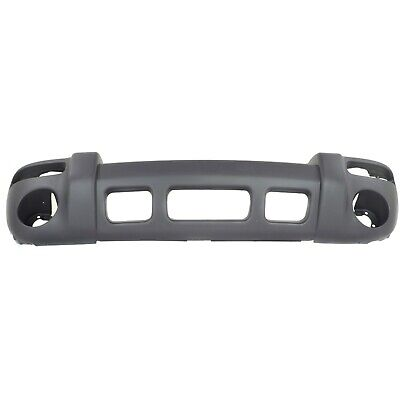 $68.90 • Buy Front Bumper Cover For 2002-04 Jeep Liberty Limited And Sport Models 5GJ63HS5AC