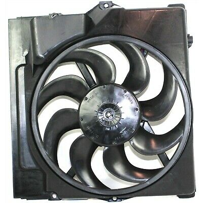 $90.61 • Buy A/C Condenser Cooling Fan For 98-99 BMW 323i E36 Models W/ AC Condenser Mounted