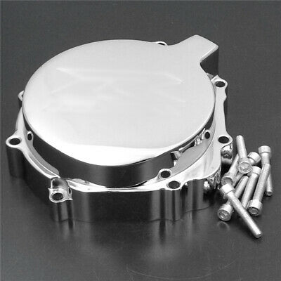 $49.49 • Buy Engine Stator Cover For 04-05 Suzuki GSXR 600 750/03-04 Suzuki GSXR1000 Chrome L