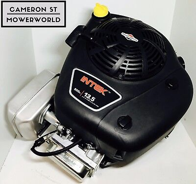 AU1100 • Buy Genuine Briggs And Stratton 13.5HP INTEK Ride On Mower Engine OHV WITH Muffler