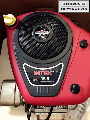 AU1200 • Buy Genuine Briggs And Stratton 15.5HP INTEK Ride On Mower Engine OHV With Muffler