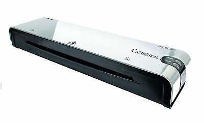 £17.99 • Buy A4 Heated Electric Laminator High Quality Cathedral Machine Roller A5 - White