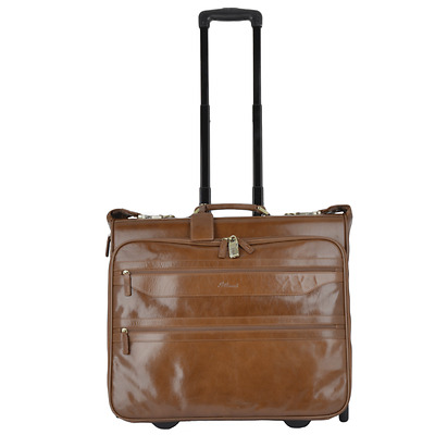 Wheeled Suit Carrier Chestnut : 63421 • 275£