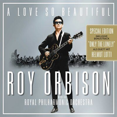 $14.09 • Buy Roy Orbison - A Love So Beautiful: & The Royal Philharmonic Orchestra  Cd New+