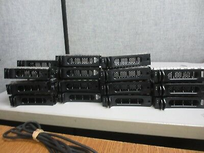 $103.92 • Buy LOT OF 16 Dell Poweredge 0D981C D981C SAS Hard Drive Caddy Tray 2900 2950 1950